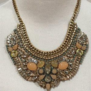 Stella & Dot bib necklace. NWOT